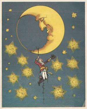 אסטרולוגיה הירח