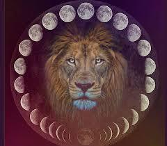 ירח באריה