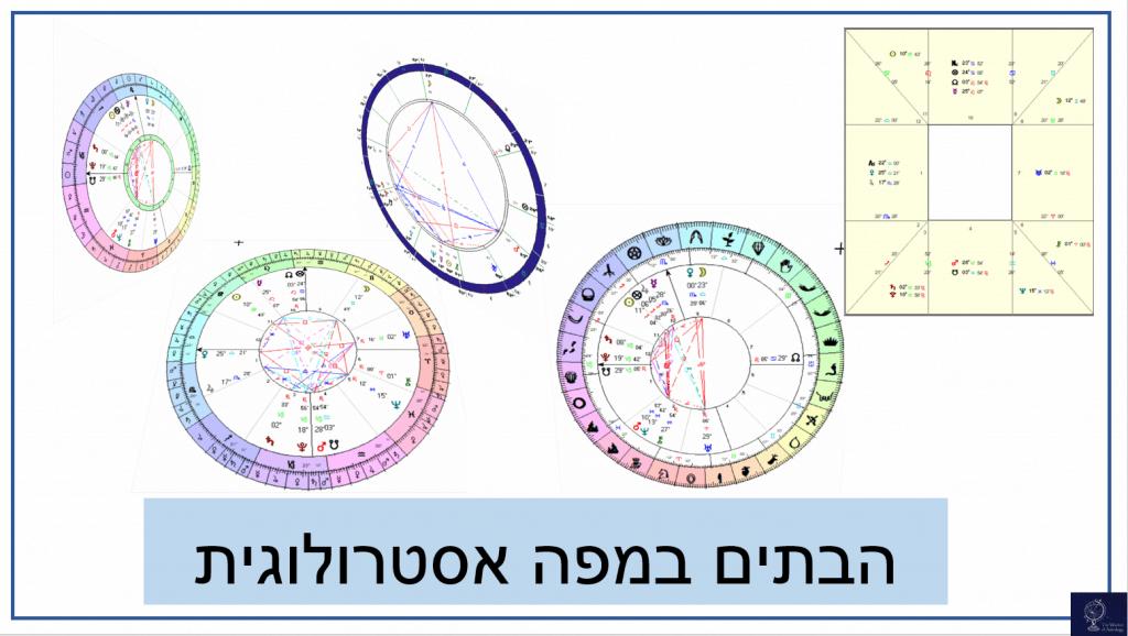 קורס אסטרולוגיה הבתים